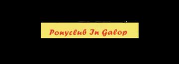 Ponyclub In Galop