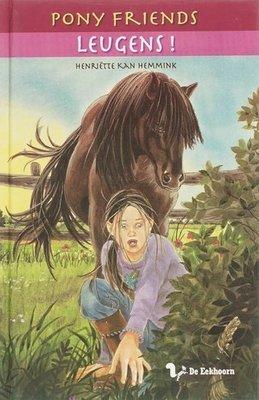 Pony Friends 12 - Geheimen, raadsels en buikvlinders - 2e-hands in goede staat