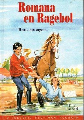 Romana en Ragebol - Rare sprongen - 2e-hands in goede staat / Versie 2