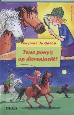 Ponyclub In Galop - Twee pony's op dievenjacht! - 2e-hands in goede staat