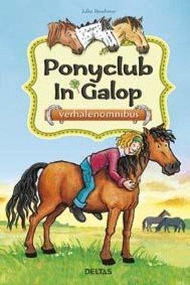 Ponyclub In Galop - Verhalenomnibus - 3 in 1! - Nieuwstaat