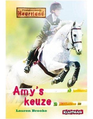 Heartland - Amy's keuze - 2e-hands in goede staat