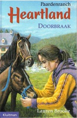 Heartland - Doorbraak - 2e-hands in goede staat / Versie 2/ Hardcover