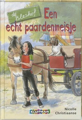 De Bleshof - Een echt paardenmeisje - 2e-hands in goede staat