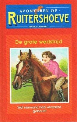 Avonturen op Ruitershoeve - De grote wedstrijd - 2e-hands in goede staat