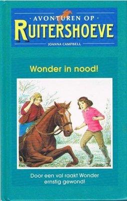 Avonturen op Ruitershoeve - Wonder in nood! - 2e-hands in goede staat
