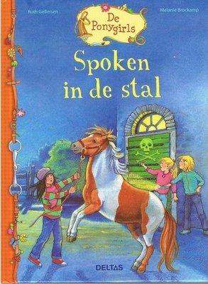 De Ponygirls - Spoken in de stal - 2e-hands in goede staat