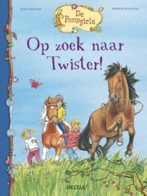 De Ponygirls - Op zoek naar Twister! - 2e-hands in goede staat