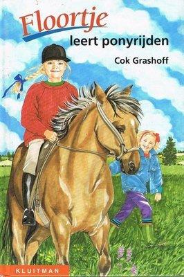Floortje - leert ponyrijden - 2e-hands in goede staat