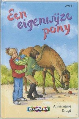 Een eigenwijze pony - 2e-hands in goede staat