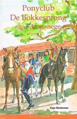Ponyclub de Bokkesprong naar de manege - 2e-hands in goede staat
