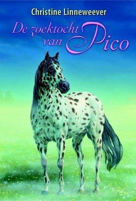 De zoektocht van Pico ( Gouden paarden serie, Christine Linneweever ) - Hardcover - 2e-hands in goede staat