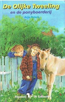 De Olijke Tweeling - En de ponyboerderij - 2e-hands in goede staat