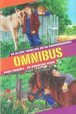 Omnibus - Pony friends - De Olijke Tweeling - 2e-hands in goede staat