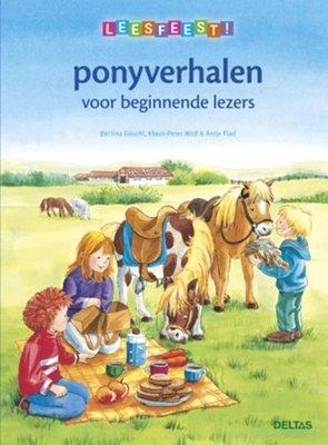 Leesfeest! - Ponyverhalen voor beginnende lezers - 2e-hands in goede staat