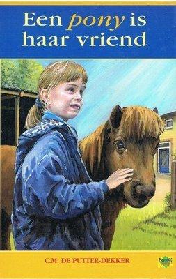 Een pony is haar vriend - 2e-hands in goede staat