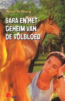 Sara en het geheim van de volbloed - 2e-hands in goede staat - Ponyclub