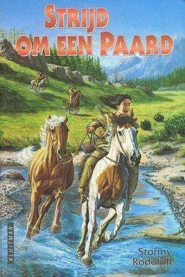 Strijd om een paard - 2e-hands in goede staat