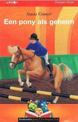 Een pony als geheim - 2e-hands in goede staat