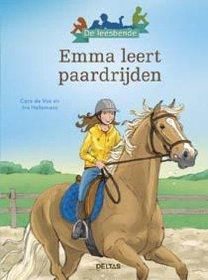 Emma leert paardrijden - De leesbende - 2e-hands in goede staat
