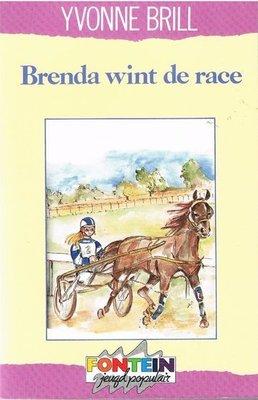Brenda wint de race - 2e-hands in goede staat