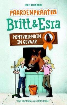 Britt & Esra 2 - Ponyvriendin in gevaar - Nieuwstaat