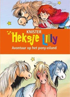 Heksje Lilly - Avontuur op het pony-eiland - Nieuwstaat