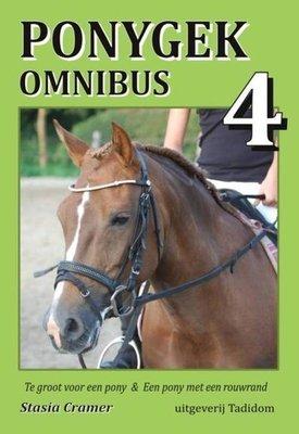 Ponygek omnibus 4 - Te groot voor een pony & Een pony met een rouwrand - Nieuwstaat