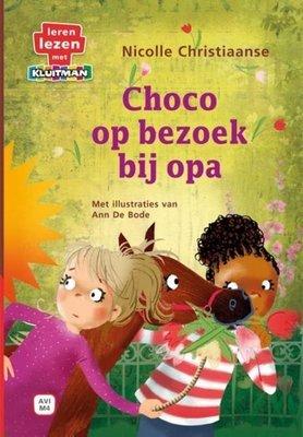 Choco op bezoek bij opa - Nieuwstaat