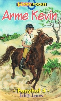 Penny pocket - Ponyhof 4 - Arme Kevin - 2e-hands in goede staat / Versie 2