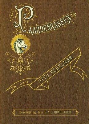 Kunstalbum paardenrassen - 2e-hands in goede staat