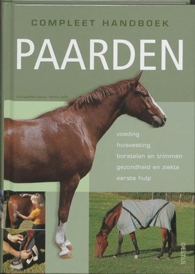 Compleet handboek Paarden - Nieuwstaat