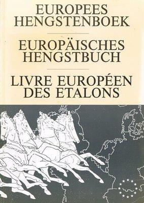 Europees hengstenboek - 2e-hands in goede staat
