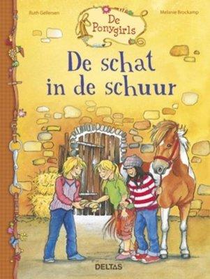 De Ponygirls - De schat in de schuur - Nieuwstaat