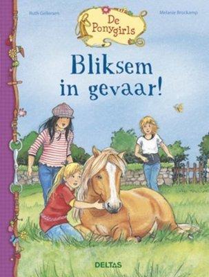 De Ponygirls - Bliksem in gevaar! - Nieuwstaat