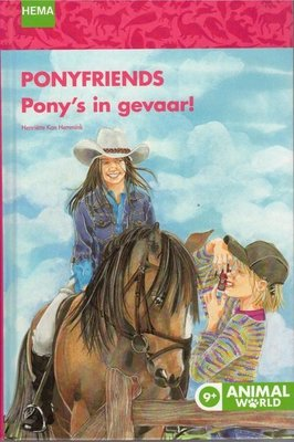 Pony friends - Pony's in gevaar! - 2de-Hands / Versie 2