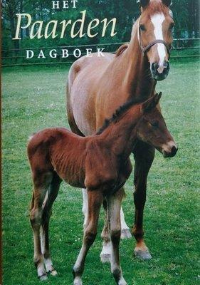 Het paarden dagboek - 2e-hands in goede staat