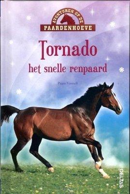 Avonturen op de Paardenhoeve - Tornado het snelle renpaard - Nieuwstaat