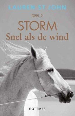 Storm - Deel 2 - Snel als de wind - 2e-hands in goede staat