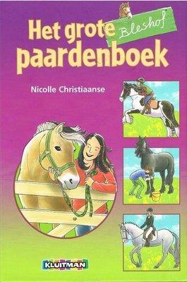De Bleshof - Het grote paardenboek - 2e-hands in goede staat