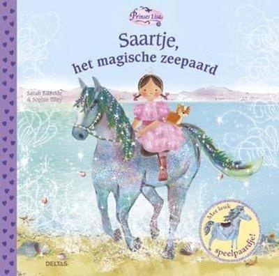Prinses Lisa - Saartje, het magische zeepaard - Vrijwel nieuwstaat