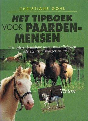 Het tipboek voor paardenmensen - 2e-hands in goede staat