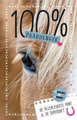 100% Paardengek - Nieuwstaat