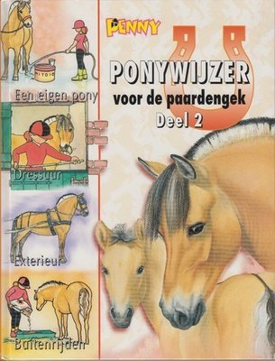 Penny - Ponywijzer voor de paardengek - Deel 2 - 2e-hands in goede staat
