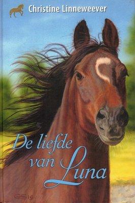 De liefde van Luna (Gouden paarden serie, Christine Linneweever ) - Nieuwstaat