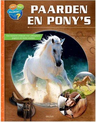Hoe? Wat? Waarom? Paarden en pony's  - Nieuwstaat
