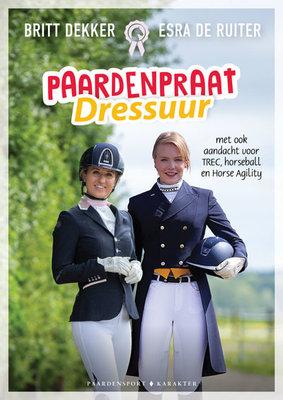 Britt & Esra 15 - Dressuur - Nieuwstaat ( PaardenpraatTV )