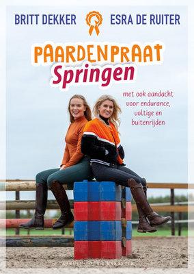 Britt & Esra 11 - Springen - Nieuwstaat ( PaardenpraatTV )