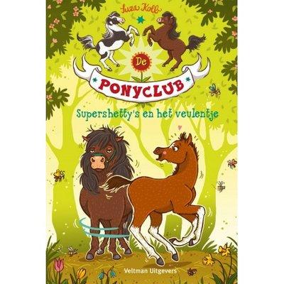 De Ponyclub 8 - Supershetty's en het veulentje - Nieuwstaat