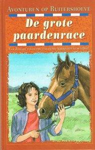 Avonturen op Ruitershoeve - De grote paardenrace - 2e-hands in goede staat